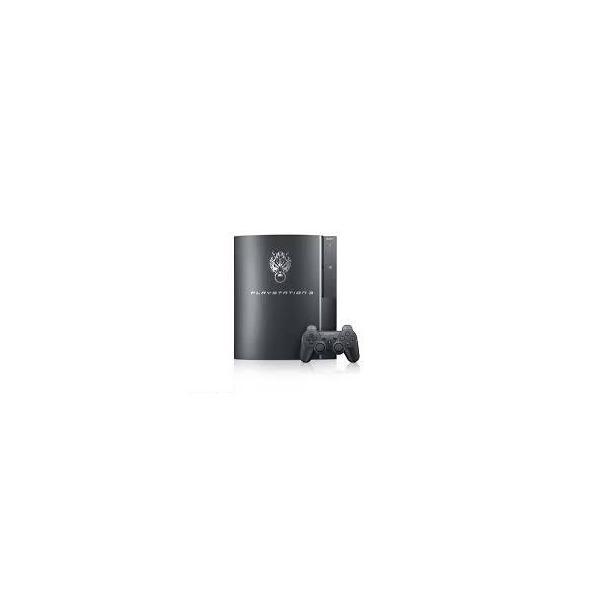 PlayStation3本体 160GB ファイナルファンタジーVII アドベントチルドレン コンプリートの画像