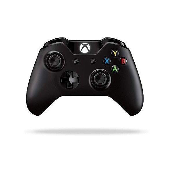 ワイヤレスコントローラー ブラック XboxOne用の画像