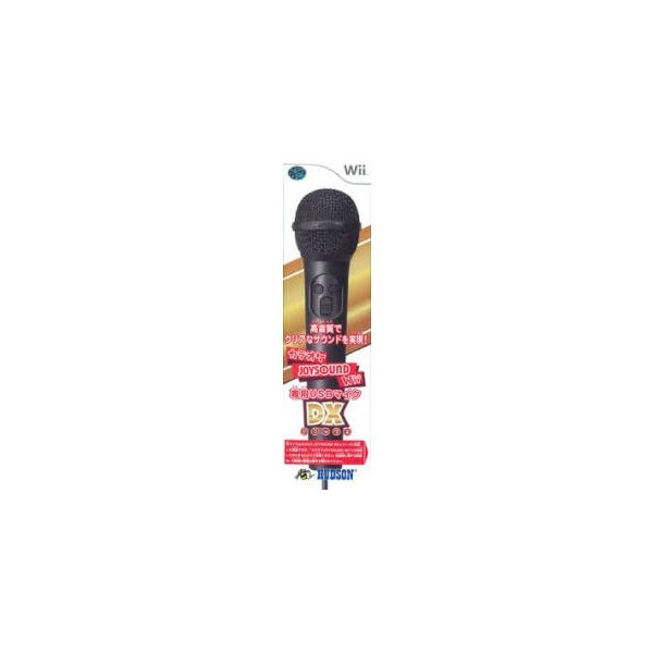 カラオケJOYSOUND Wii DX専用USBマイクの画像