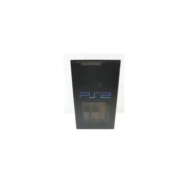 PlayStation2本体SCPH-37000B ゼン・ブラック(スケルトンPS2本体)の画像