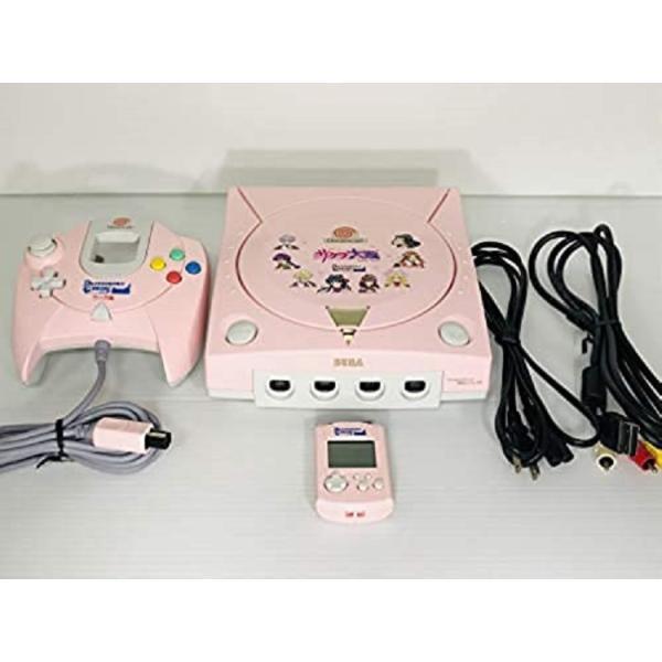 セガ DC(ドリームキャスト) 本体 DC サクラ大戦 Dreamcast for Internetの画像