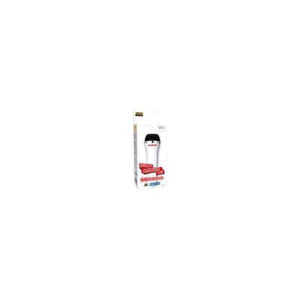 カラオケJOYSOUND Wii専用USBマイクの画像
