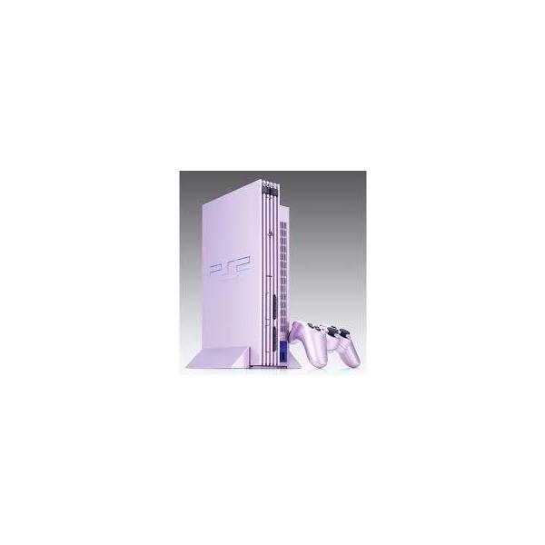 PlayStation2本体SCPH-39000SA サクラ(PS2本体)の画像