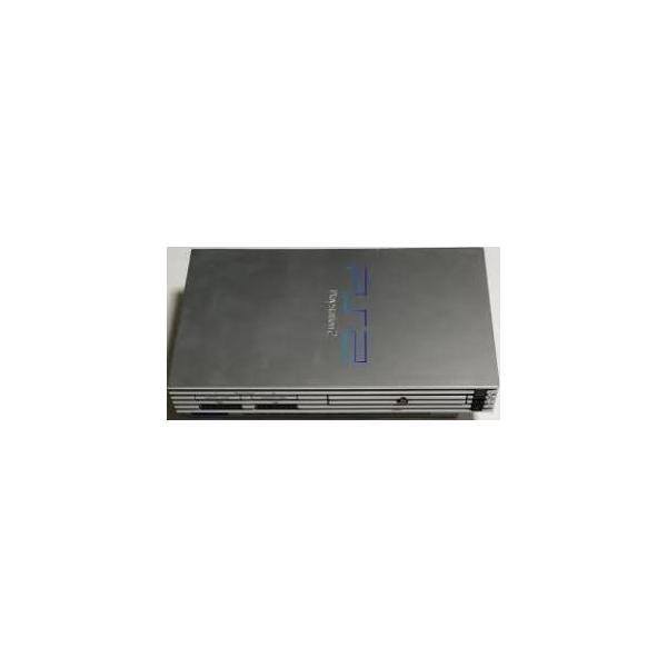 PlayStation2本体SCPH-39000S シルバー (PS2本体)の画像