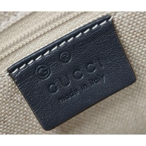 グッチ バッグ 510289-4009 GUCCI 2WAY ハンドバッグ 小 ショルダー マイクログッチッシマ ネイビー アウトレット