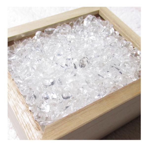 パワーストーン ブレスレット 浄化用 さざれ石 1グラム 2円 送料無料 100g単位販売|kaiunfusui