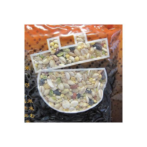 ダスキン H&B こだわり素材の十六穀米 6パック1500g kajitano 02