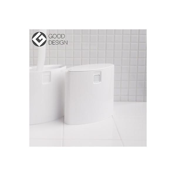 マーナ smart トイレポット  MARNA スマートシリーズ トイレ用品 大掃除|kajitano