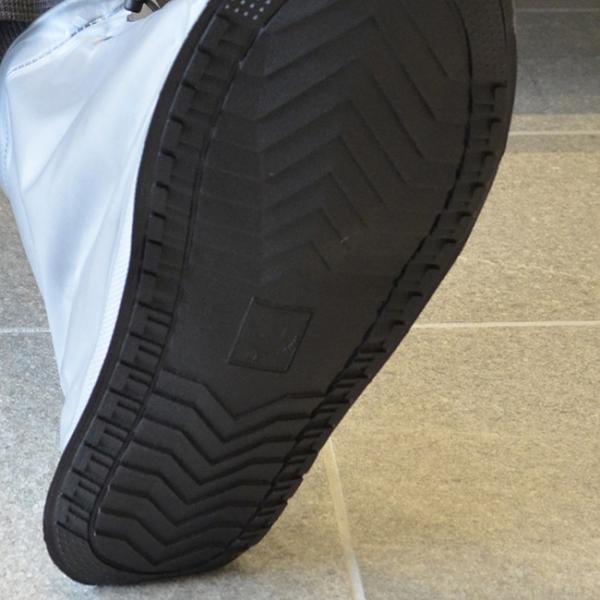シューズカバー 防水 FROGU シューズカバー フロッグ 雨具 靴カバー ビニール 撥水 レインシューズ メンズ レディース kajitano 04