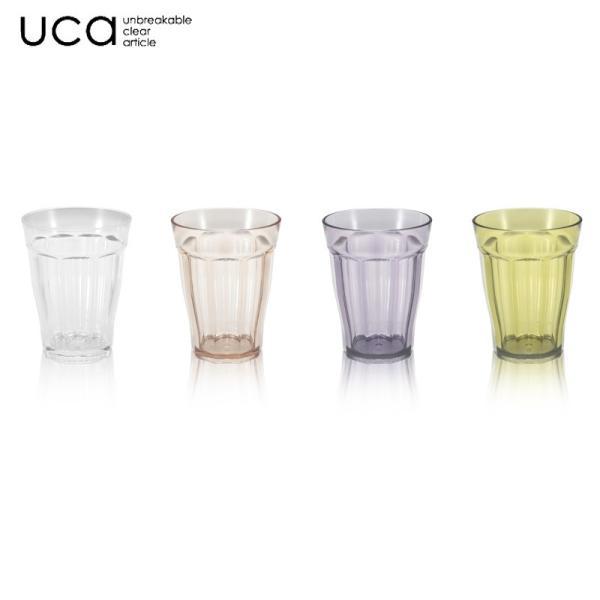 ユーシーエーMSグラス ナインL  プラスチック コップ|kajitano|02