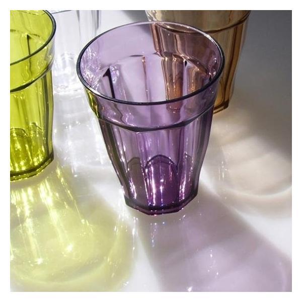 ユーシーエーMSグラス ナインL  プラスチック コップ|kajitano|03