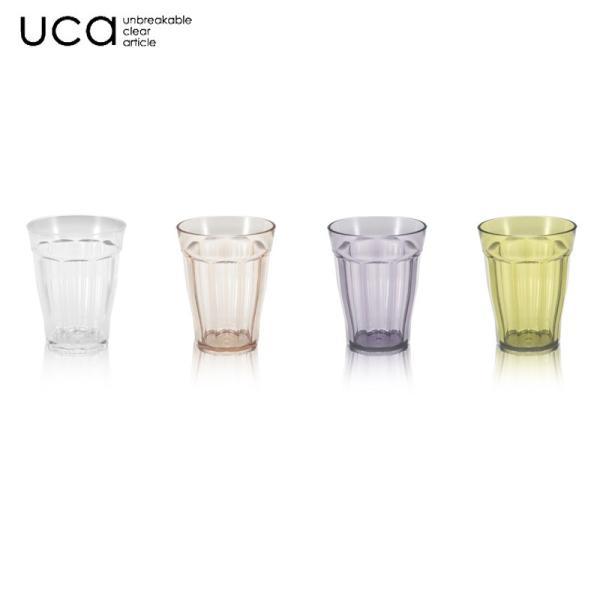 ユーシーエーMSグラス ナインM  プラスチック コップ|kajitano|02
