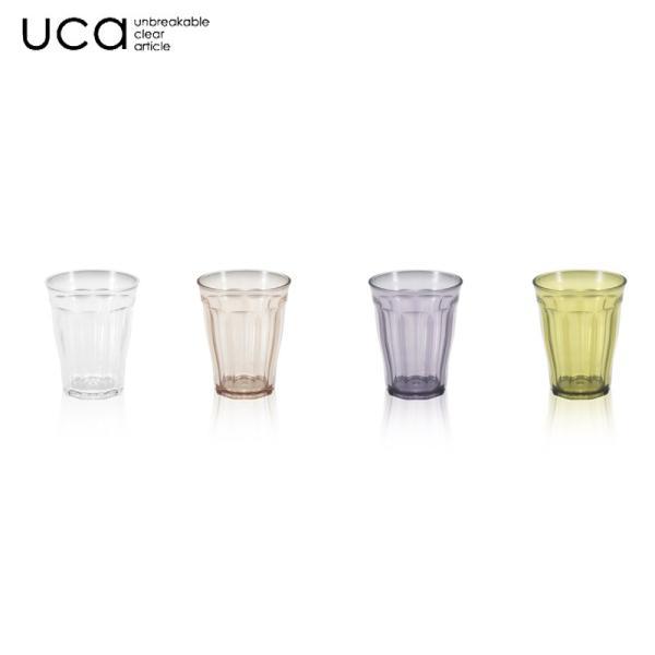 ユーシーエーMSグラス ナインS  プラスチック コップ|kajitano|02