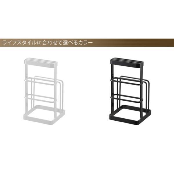 カッティングボード&ナイフスタンド タワー  包丁 スタンド まな板 kajitano 02