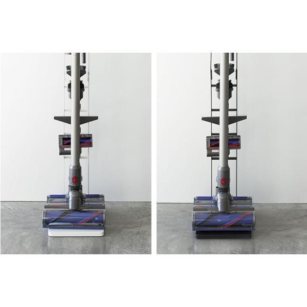 コードレスクリーナースタンド タワー  ダイソン スタンド 掃除機 おしゃれ コードレスクリーナー サイクロン掃除機 自立 掃除機スタンド|kajitano|02