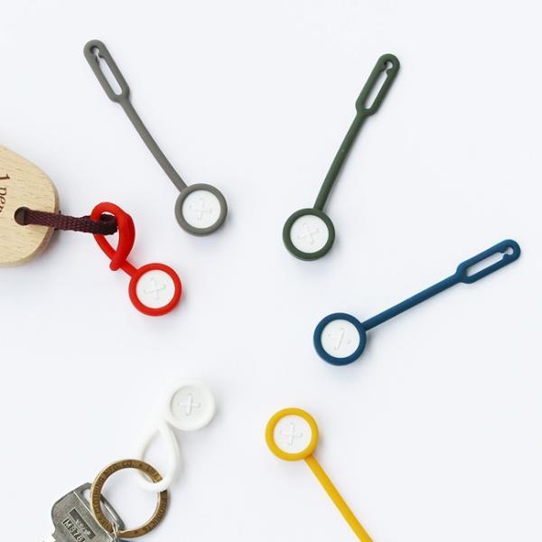 ボタンスリング ハンギングマグネット 2個セット マグネット 吊るす 磁石 キッチン 収納 浴室 玄関収納 おしゃれ 日本製|kajitano|02