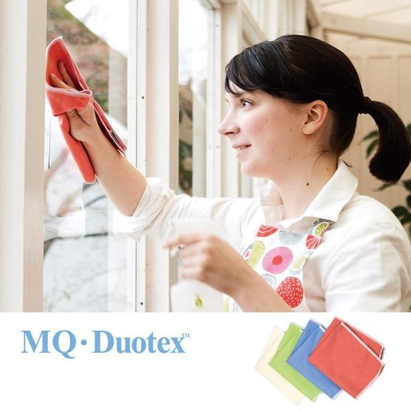 MQ Duotex エムキューデュオテックス テックスクロス(1枚入) 全4色 お掃除クロス マイクロファイバークロス お掃除グッズ 大掃除 ダスター 業務用 mq duotex|kajitano