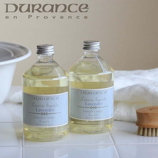 DURANCE(デュランス)『ランドリーソープ 防ダニ効果を備えた洗濯用洗剤 ジャスミンの香り』