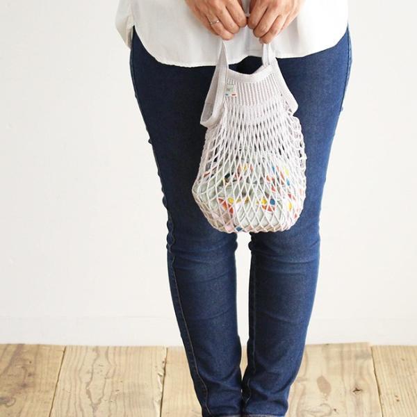 FILT フィルト ネットバッグ Sサイズ FILT 301 フィルト社 フランス ネットバッグ シンプル 野菜ストッカー ランドリーバッグ おしゃれ マルシェバッグ|kajitano|02