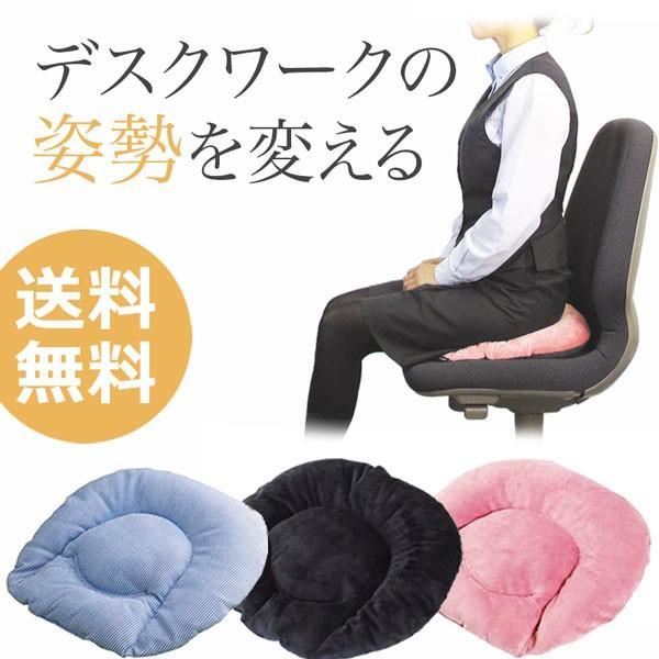 腰痛 クッション 骨盤クッション 腰痛対策 姿勢 骨盤矯正 マーナ 骨盤座ぶとん|kajitano