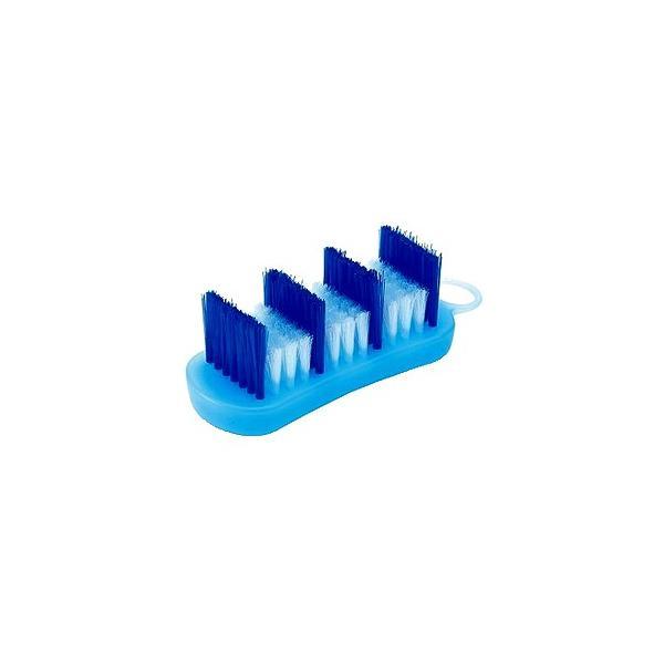 マーナ 風呂ブタ洗いブラシ MARNA お風呂掃除 ブラシ・たわし 柄なし 風呂蓋 梅雨 掃除の達人 大掃除|kajitano