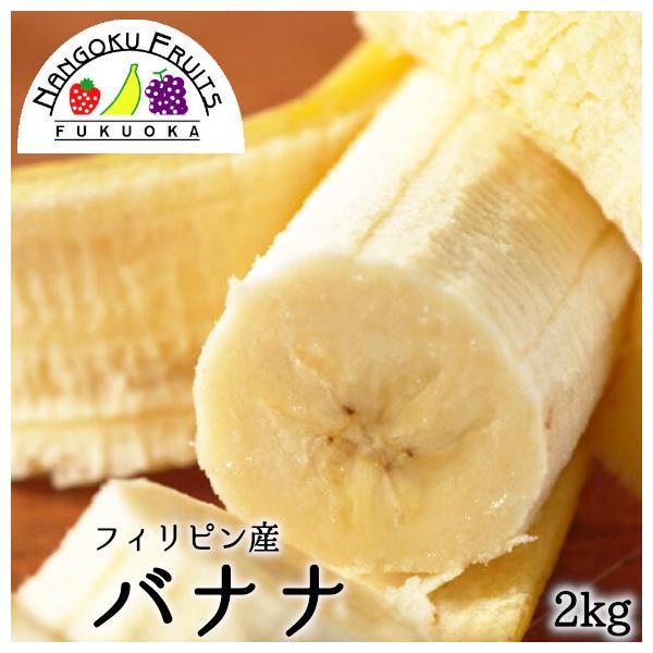 フィリピン産バナナ 約2kg