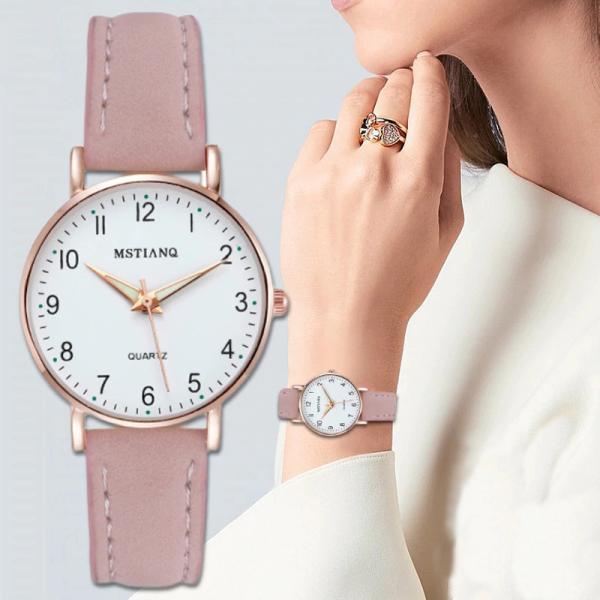 バーゲンセール 腕時計アナログレディースカジュアルクォーツ時計ウォッチファッション5色カラフルおしゃれ女性ギフトWs-W-F
