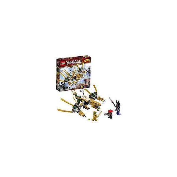 レゴ(LEGO)ニンジャゴーゴールデン・ドラゴン70666レゴブロックおもちゃ7歳レゴニンジャゴードラゴンミニフィグセット