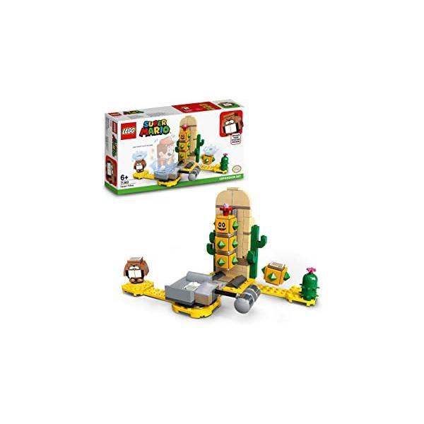 レゴ(LEGO)スーパーマリオサンボのさばくチャレンジ71363レゴブロックレゴマリオおもちゃ6歳