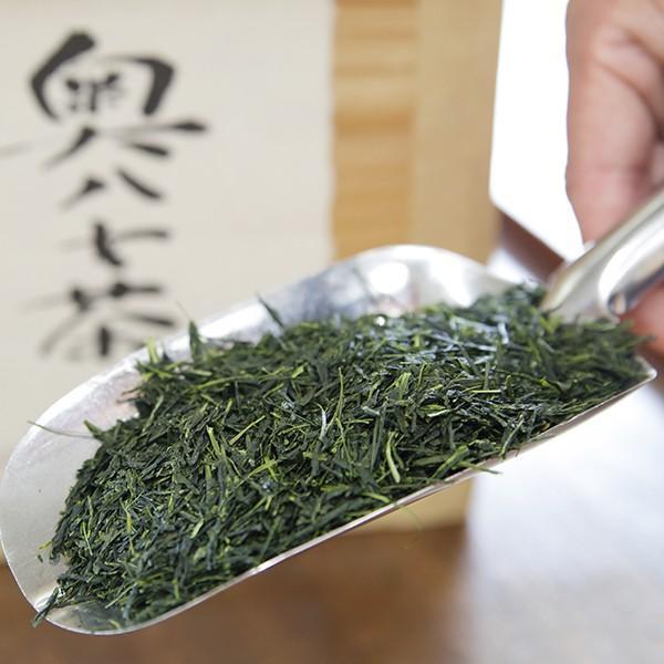 角田製茶 奥八女かぶせ茶 100g 【レターパック可】|kakudaseicha|06