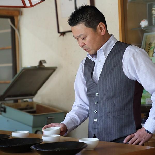 角田製茶 かなやみどり 奥八女シングルオリジンティー 30g 【レターパック可】|kakudaseicha|07