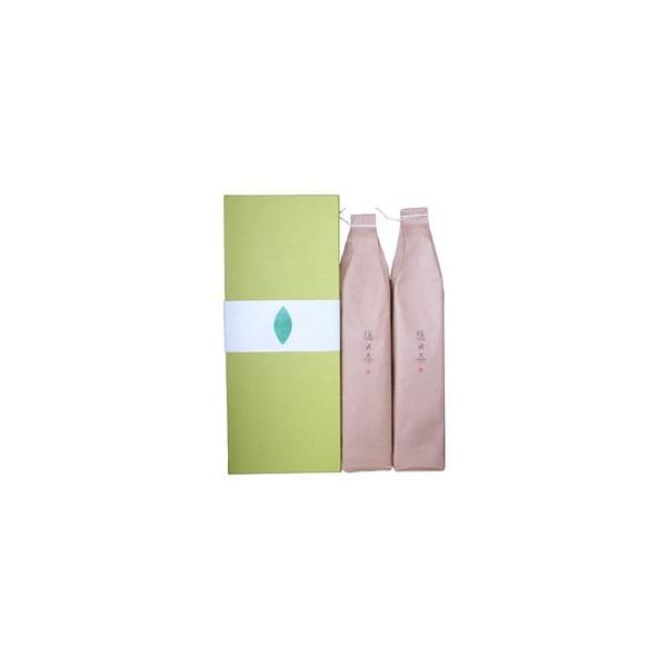 梅ヶ島の隠れ茶50g 2本箱入りセット|kakurecha