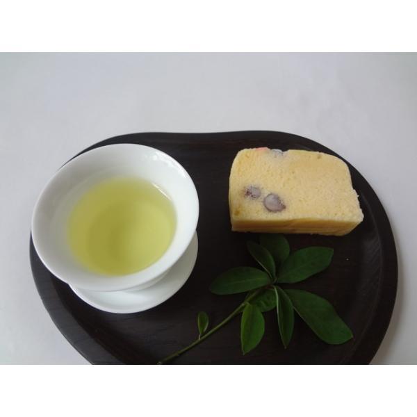 梅ヶ島の隠れ茶100g|kakurecha|02