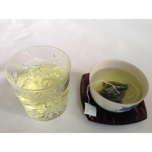 隠れ茶ティーバッグ 無農薬煎茶 お茶レター2.5g×5個|kakurecha|03