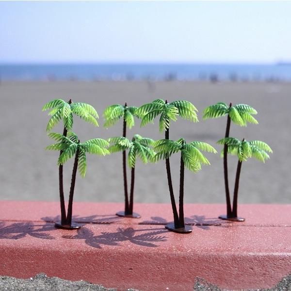 ヤシの木のオブジェ 西海岸雑貨 西海岸インテリア 西海岸風 カリフォルニアスタイル|kaliforniaboardwalk|02