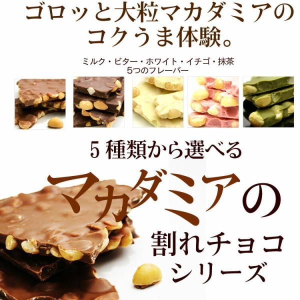 訳あり 割れチョコ 500g 選べる5種類 チョコレート チュベ・ド・ショコラ マカダミアナッツ 送料無料 グルメ ポイント消化|kamachu-shop|03