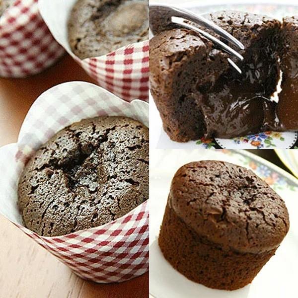 フォンダンショコラ チョコ チョコレート お配り スイーツ お取り寄せ 冷凍 1個|kamasho