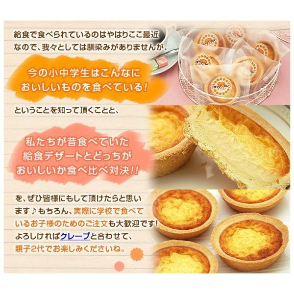 焼きプリンタルト 6ヶ入×8パック 計48ヶ|kamasho|03