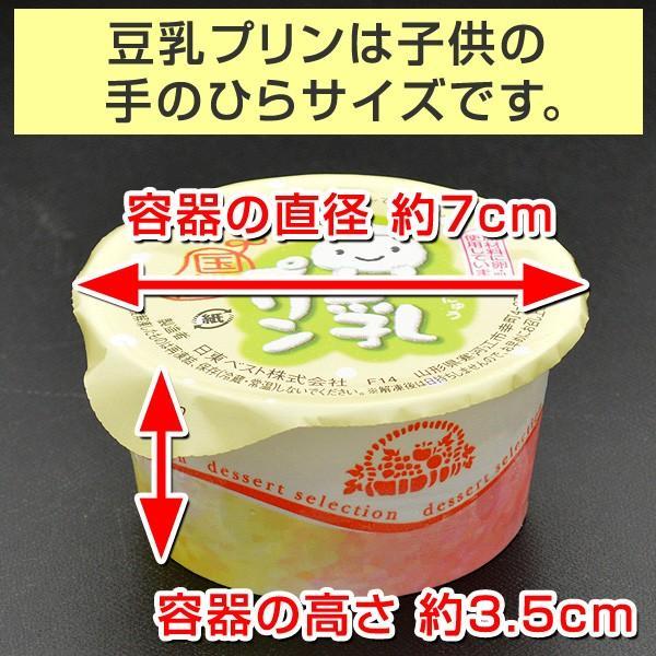 学校 給食 豆乳プリン 5ヶ入 プリン ぷりん kamasho 02