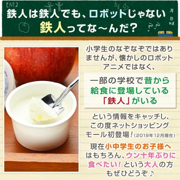 鉄人アップル チーズデザート りんご果肉入り QBB 5ヶ入を6パック 計30個|kamasho|04