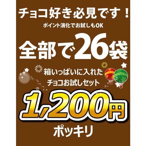 人気駄菓子チョコお試しデラックス版! 14点(バラで合計40点)詰め合わせセット ゆうパケット便 メール便 送料無料|kamenosuke|03