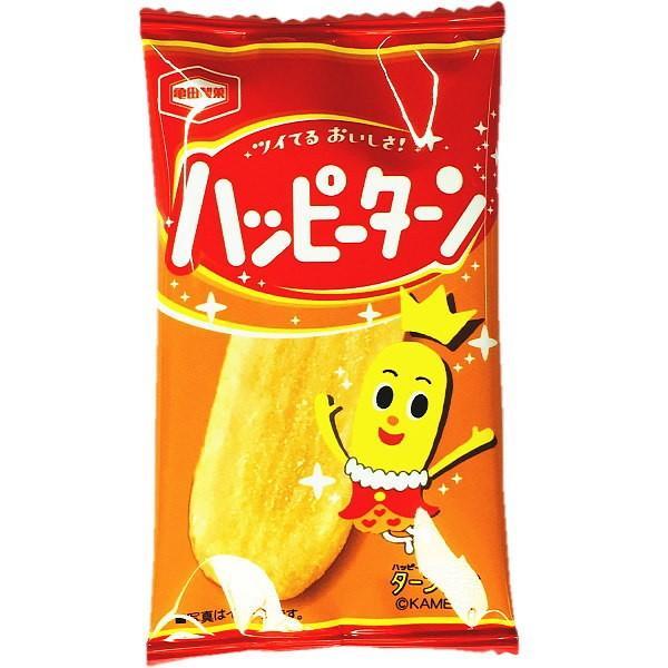 【送料無料】亀田製菓 市販ではない業務用! ツイてるおいしさ!ハッピーターン 1袋 (1枚)×150袋|kamenosuke|03
