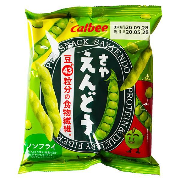 カルビー さやえんどうさっぱりしお味 1袋(26g)×4袋 ゆうパケット便 メール便 送料無料|kamenosuke|02