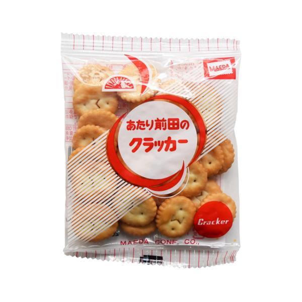 前田製菓 あたり前田のクラッカー 1袋(25g)×10袋 ポイント消化 ゆうパケット便 メール便 送料無料|kamenosuke