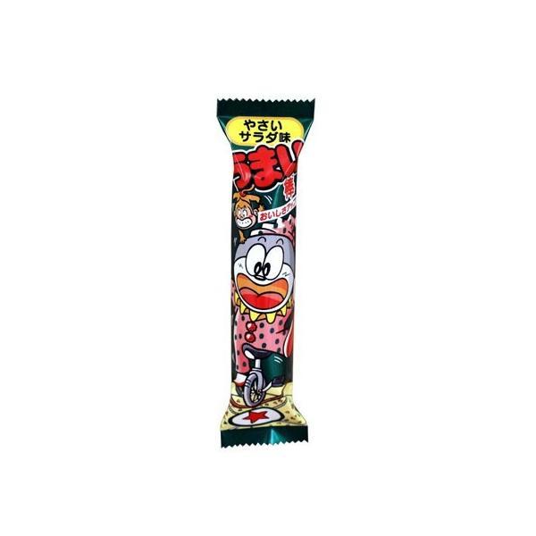 やおきん うまい棒 やさいサラダ味(ヤサイサラダ) 1本(6g)×15本 ゆうパケット便 メール便 送料無料|kamenosuke|02