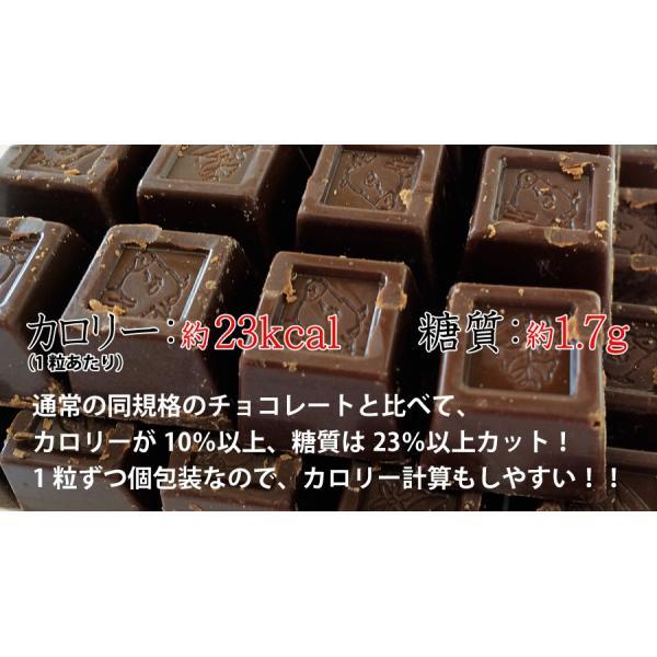 蒜山 魔法の口どけヘルシーチョコレート 約200g (個別包装込み) ゆうパケット便 メール便 送料無料|kamenosuke|08