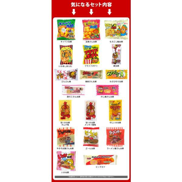 【送料無料】【あすつく対応】駄菓子マニアが探し求めていた「●●太郎さんシリーズ」も入った!菓道コンプリート!26種類 合計130点 kamenosuke 04
