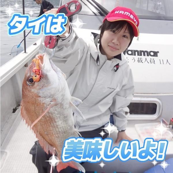 タイラバセット ビギナーにオススメ タイラバスターターセット 釣り場へ直行|kameya-ec1|02