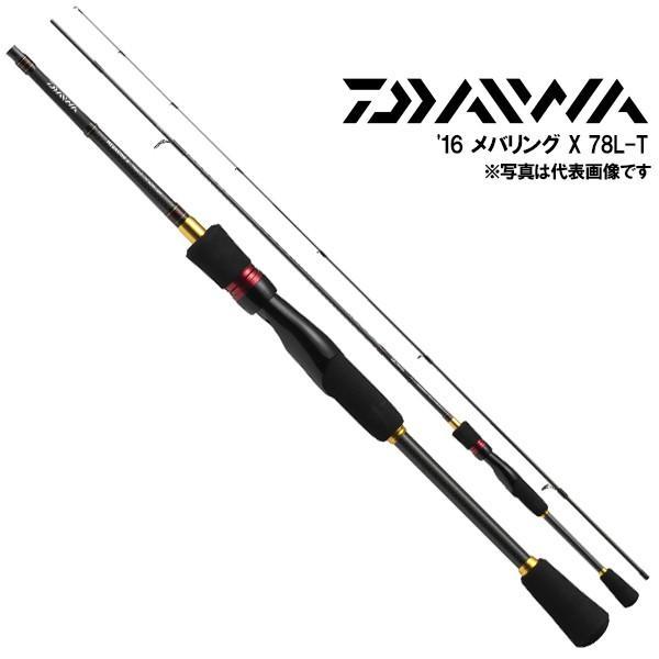 DAIWA ダイワ'16 メバリングX 78L-T
