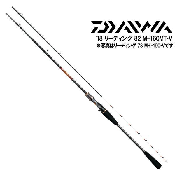 DAIWA ダイワ'16 リーディング 82 M-160MT (G)